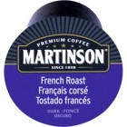 Martinson French Roast Coffee RealCups 24/Box
