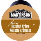 Martinson Hazelnut Crème Coffee RealCups 24/Box
