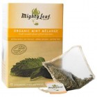 Mighty Leaf Organic Mint Melange Herbal Tea - 15pk