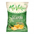 Miss Vickie's Potato Chips - Jalapeno - 40/40 g