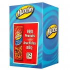 Hostess Munchies BBQ Peanuts 12/55g