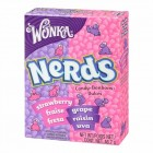 Wonka Nerds Strawberry & Grape Candies 24/ 45 g