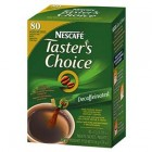Nescafe Coffee Taster's Choice Decaffeinated 80/ 1.7 g