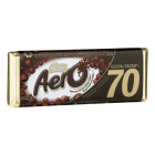 Nestle Aero Dark Chocolate Bars 24/42 g