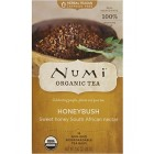 Numi Organic Honeybush Herbal Teasan Tea 18 ct