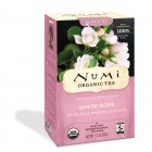 Numi Organic Tea White Rose Full Leaf White Tea 16 ct