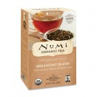Numi Organic Breakfast Blend Black Teas 18pk