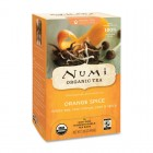 Numi Organic Orange Spice White Tea 18pk