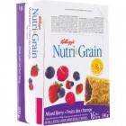 Kellogg's Nutri-Grain Cereal Bars - Mixed Berry - 16 Pack/37 Grams