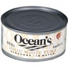 Oceans Solid White Tuna in Water 6pk