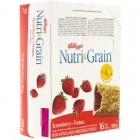 Kellogg's Nutri-Grain Cereal Bars - Strawberry - 16 Pack/37 Grams