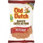 Old Dutch Baked Potato Crisps - Ketchup - 36/32g
