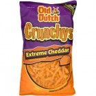 Old Dutch Crunchys Extreme Cheddar Snacks - 45/55g
