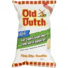 Old Dutch Potato Chips - Rip-L Sour Cream & Green Onion - 40/40g