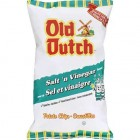 Old Dutch Potato Chips - Salt & Vinegar - 40/40g