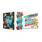 Popcorners Popped Corn Chip Variety Case 24 x 28 Grams