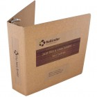 "2"" ReBinder Recycled Solid Chipboard 3 Ring Binder"