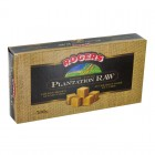 Rogers Plantation Raw Golden Brown Sugar Cubes 500g