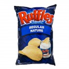 Ruffles Potato Chips - Regular - 585g