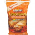 El Monterey Chimichangas Chicken & Monterey Jack Cheese 18pk