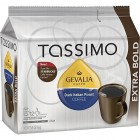 Tassimo Gevalia Dark Italian Roast Coffee Pods - 12/Box
