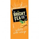 Flavia Bright Tea Co. White with Orange Tea Freshpacks - 100/Carton