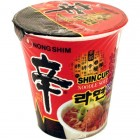 Nong Shim Shin Cup Noodle Cups 6/75g