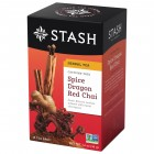 Stash Spice Dragon Red Chai Herbal Tea - 18pk