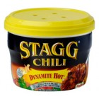 Stagg Chili Dynamite Hot Microwave Bowl 425 g