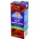 Sunrype Apple Juice Drink Boxes 40/200mL