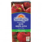 Sunrype Pure Apple Juice - 1 Litre Tetra Box - 12 Pack