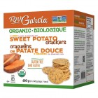 RW Garcia 3 Seed Sweet Potato Crackers 680 g