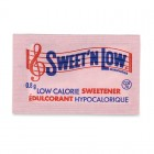 Sweet & Low Sugar Substitute Packets 200pk