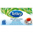 Tetley Orange Pekoe Decaffeinated Tea - 50pk