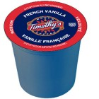 Timothy's French Vanilla Coffee K-Cups 24/Box