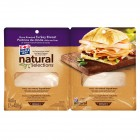 Maple Leaf Natural Selections Sliced Turkey Breast - 2 Pack/400 Grams