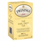 Twinings Earl Grey Black Tea 20pk