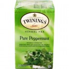 Twinings Pure Peppermint Herbal Tea 20pk