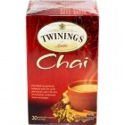 Twinings Chai Black Tea 20pk