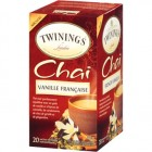 Twinings French Vanilla Chai 20pk