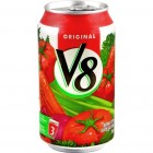 Campbell's V8 Vegetable Cocktail 24/340ml Cans
