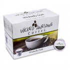 Wicked Awesome Wickedly Dark Coffee K-Cups - 24/Box