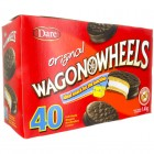 Dare Wagon Wheels - Original - 40pk