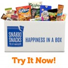 Snakki Snacks - Try It Now Box