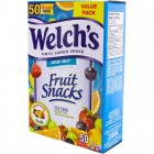 Welch's Fruit Snacks - Mixed Fruit - 60/22g