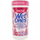 Wet Ones Antibacterial Hand Wipes - Fresh Scent -  40ct