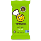 FreeYumm Honey Apple Oat Bars - 5 Pack/27 Grams