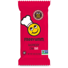 FreeYumm Raspberry Chia Oat Bars - 5 Pack/27 Grams