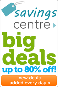 Savings Centre Deals!